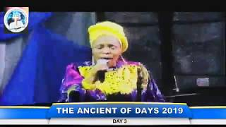 TOPE ALABI @ THE ANCIENT OF DAYS 2019