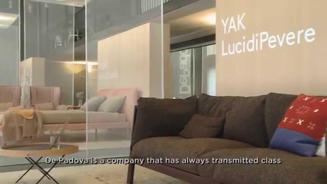 De padova salone del mobile 2015 yak youtube - Fiera del mobile padova ...