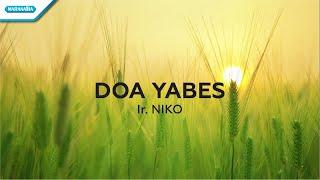 Doa Yabes Ir Niko with lyric