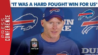 "Sean McDermott | ""It Was A Hard Fought Win For Us"""