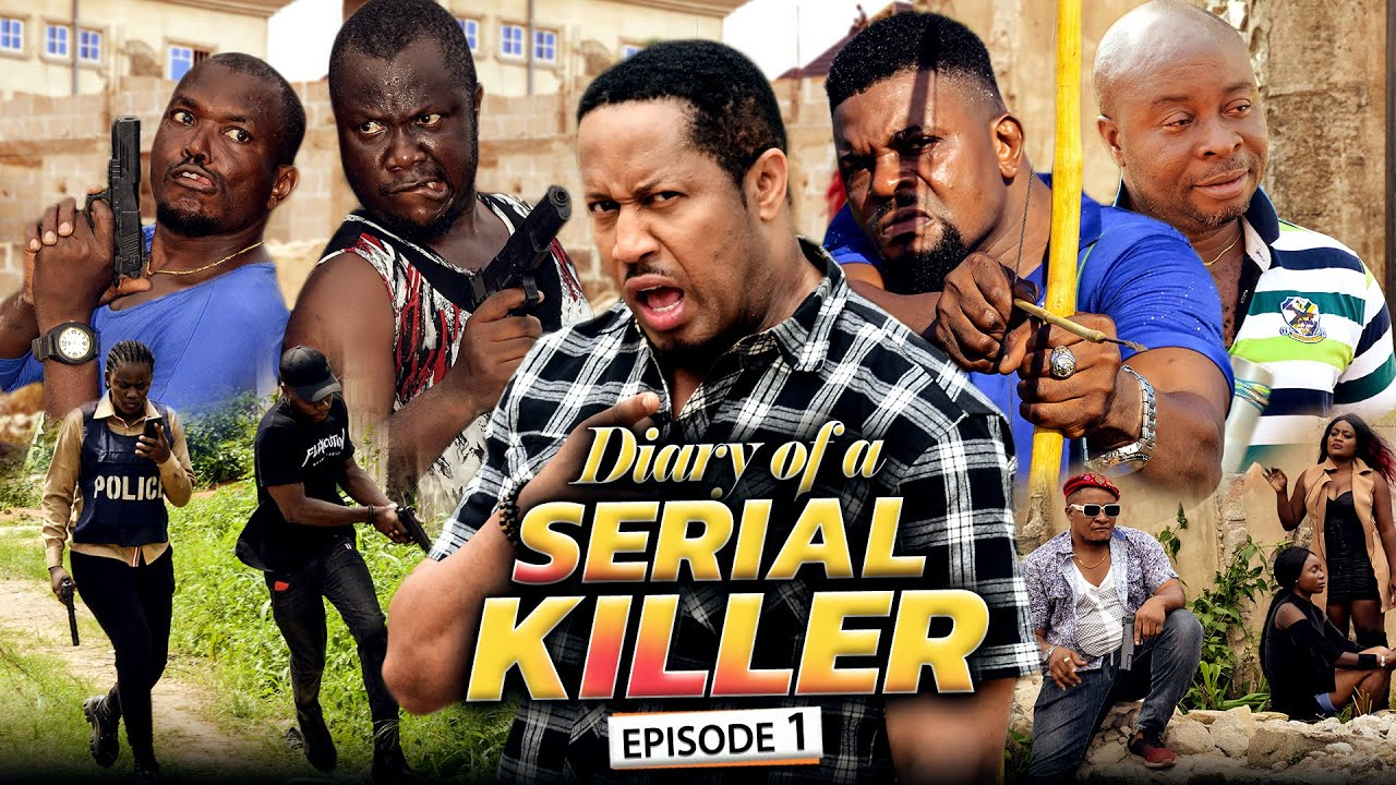Download DIARY OF A SERIAL KILLER EPISODE 1 (New Movie) Mike Ezuruonye 2021 Trending Nigerian Nollywood Movie