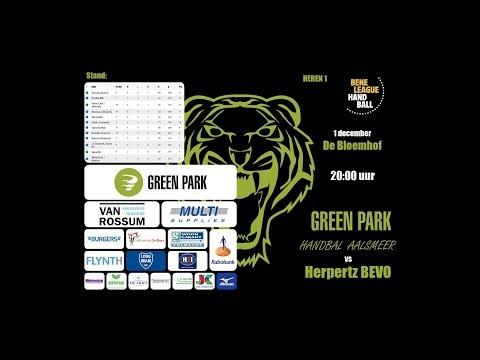 Green Park Aalsmeer vs Herpertz Bevo HC