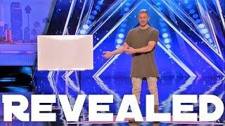 REVEALED - Tom London's Calculator Trick on AGT! thumbnail