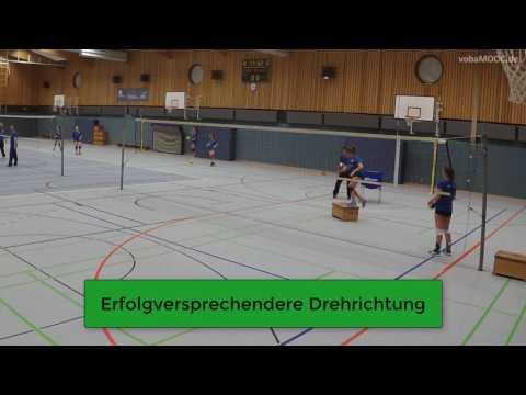 Zuspielertraining 1 - SC Alstertal-Langenhorn e.V.