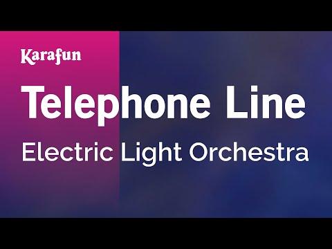 Karaoke Telephone Line - Electric Light Orchestra *