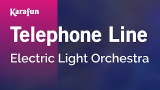 Karaoke Telephone Line - Electric Light Orchestra *