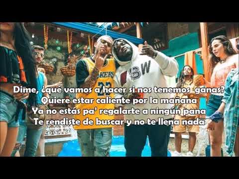 Feid ft Sech - Sigueme Letra Remix
