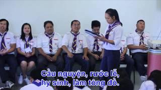 Xuat Hanh 24 - Khẩu Hiệu Thiếu Nhi