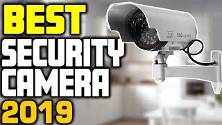 5 Best Outdoor Security Cameras in 2019