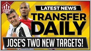 Alexis SANCHEZ Done! Who's NEXT? MAN UTD Transfer News