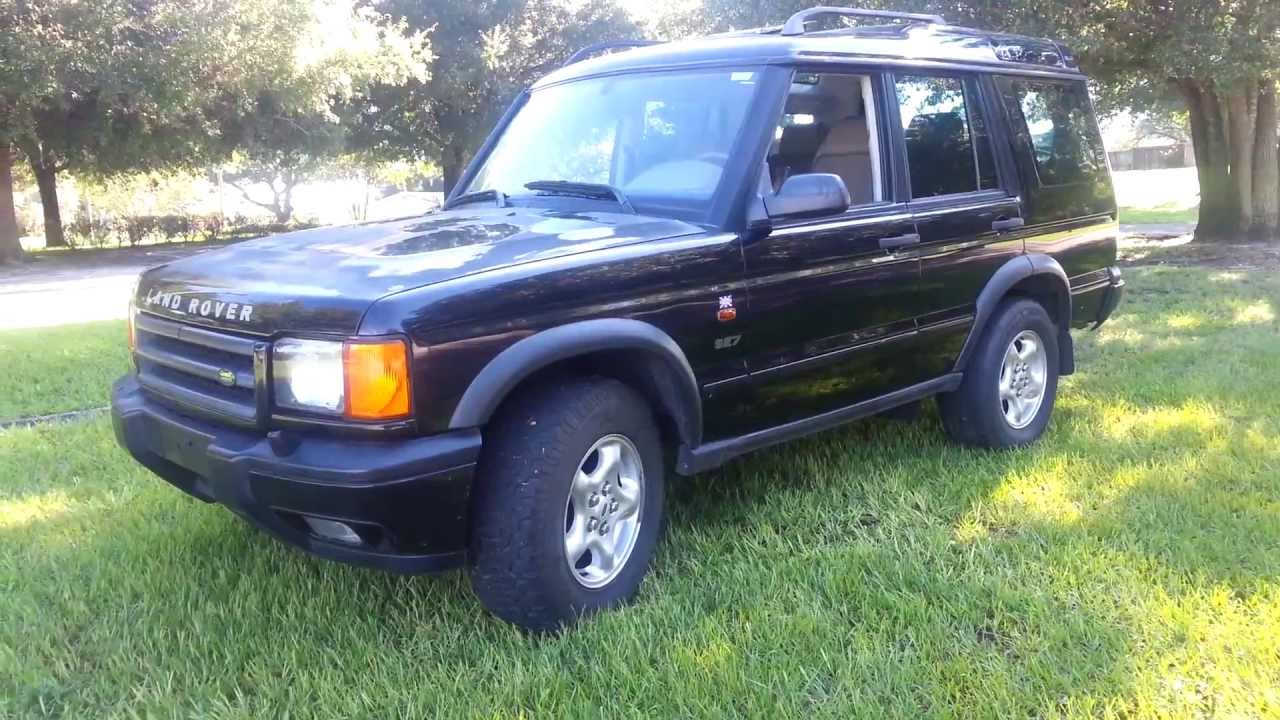 1995 Land Rover Discovery Electrical System Fault Diagnosis And Repair