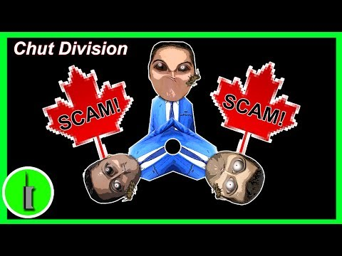 Smashing Canada Revenue Scammer Ants – The Hoax Hotel