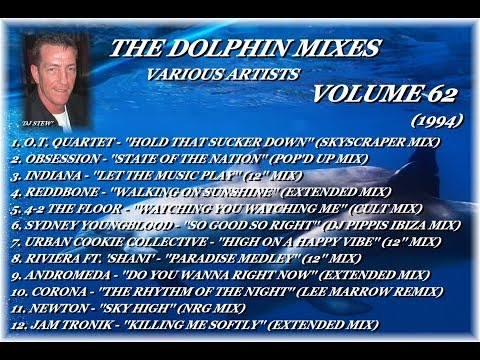 VARIOUS ARTISTS - ''THE DOLPHIN MIXES - VOLUME 62'' (1994)