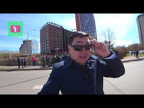 митинги в казахстане