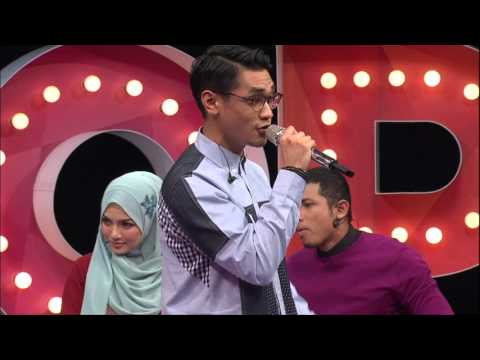 MeleTOP - Persembahan LIVE Afgan 'Knock Me Out' Ep162 [8.12.2015]