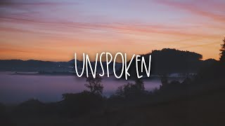 Aaron Smith - Unspoken (Lyrics)