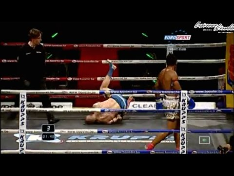 The Emperor of Muay Thai Countering The Switch Hitter - Namsaknoi   Lawrence Kenshin