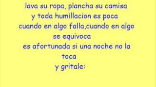 princesa - fondo flamenco (con letra) thumbnail