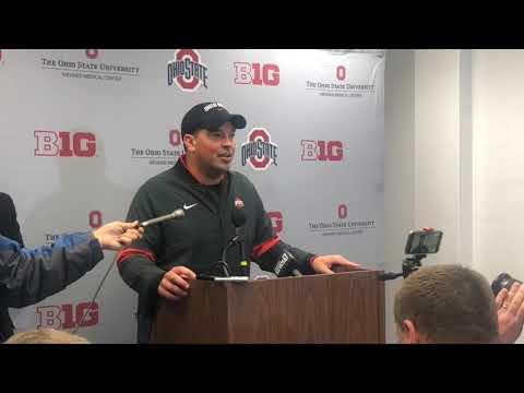 Ryan Day talks Ohio State football's win over Northwestern