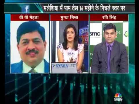 BEST COMMODITY ANALYST PICK DR. RAVI SINGH (END OF YEAR)