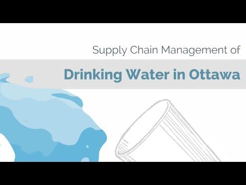 Ottawa Water Supply Chain