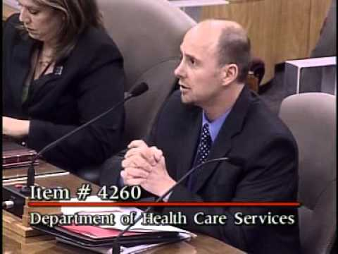 Senate Budget Sub-Committee #3 on Health & Human Services 5/13/2010