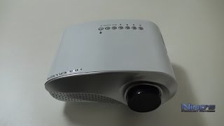 mini led projector review