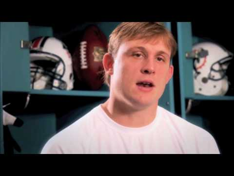 Sports Spectrum Presents: Power to Win - Chad Pennington Clip