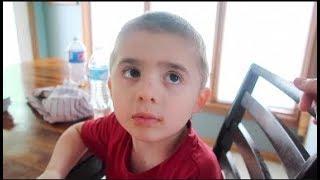 Arguing with a toddler #kidchannel #momlife #family #kidlife