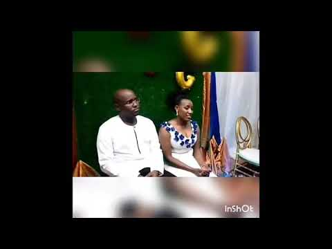 Donatha's Engagement Party held at Mbezi Beach (Home Residence) on 15th Apr 2018
