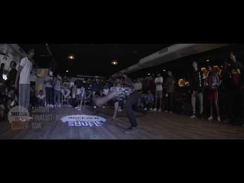 Breezer Vivid Shuffle l Breaking Finalist l Shawn Mendes aka Bboy Shawn