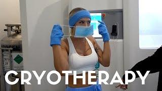 CRYOTHERAPY | vlog