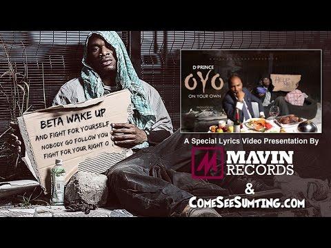 D'Prince -OYO Lyrics Video