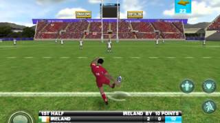Jonah Lomu Rugby Challenge - IOS Launch Trailer