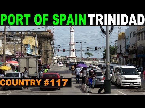 A Tourist's Guide to Port of Spain, Trinidad