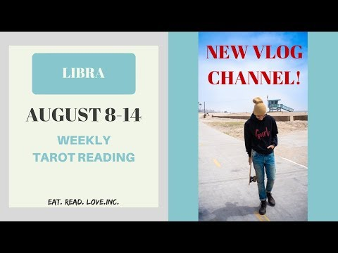 libra tarot weekly 8 to 14