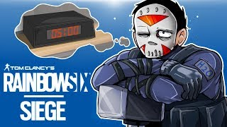 Rainbow Six: Siege - Seriouslirious Comeback! (5AM Gameplay!)