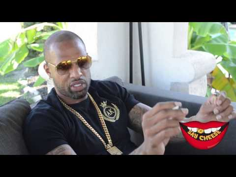 "Slim Thug: ""I made $80,000 off of mixtapes in Highschool"""