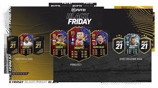 BLACK FRIDAY SU FUT - PACK OFFERTE E WEEKEND LEAGUE!!!