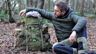 Wilderness Survival Bag - What I Carry in my Bushcraft Bag