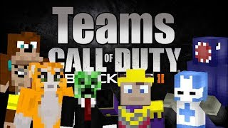 Father vs Son ep17 Teams: COD Black Ops II