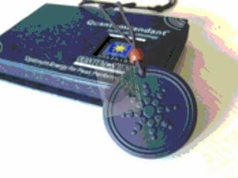 Quantum Pendant 6000-7000 IONS Test GH10985