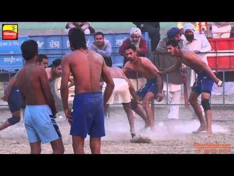 RODE (Baghapurana) Kabaddi Tournament - 14 | KABADDI 75 Kg. Preliminary Round | HD | Part 2nd.