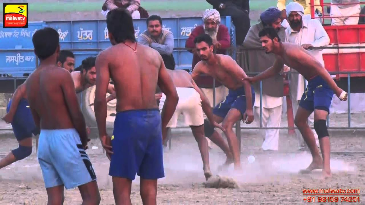 RODE (Baghapurana) Kabaddi Tournament - 14 | KABADDI 75 Kg. Preliminary Round | HD | Part 2nd.