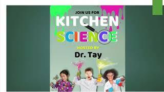 Kitchen Science: Rainbow Volcanoes