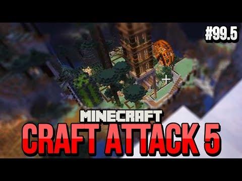 JUNGLE im PARK! | CRAFT ATTACK 5 #99.5 | Clym