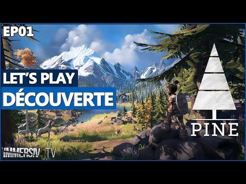 DÉCOUVERTE DE PINE UN RPG FORT SYMPATHIQUE - FR #01