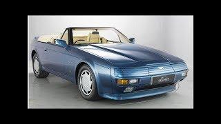 Смотреть видео Тридцатилетний Aston Martin без крыши оценили в полмиллиона долларов — Новости — Motor онлайн