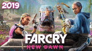 ОБЗОР БАЗЫ - СПАСЕНИЕ ЧЛЕНА КОМАНДЫ РАШ - Far Cry New Dawn #2