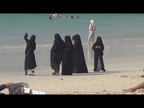 Jumeirah Beach -  best beach in Dubai 2017 UAE